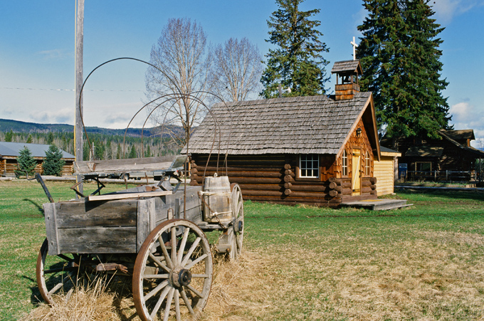 Wells Gray Guest Ranch 5177 Clearwater Valley Road, Box 1764 V0E 1N0 Clearwater, BC, Kanada
