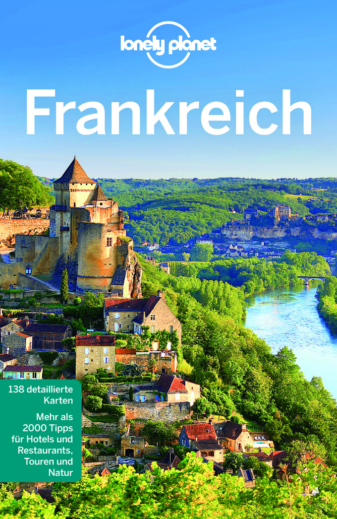 "Lonely Planet ""Frankreich"""
