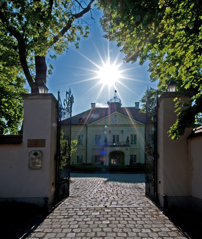 Schlosshotel Szidónia www.schlosshotels.co.at/szidonia in Ungarn